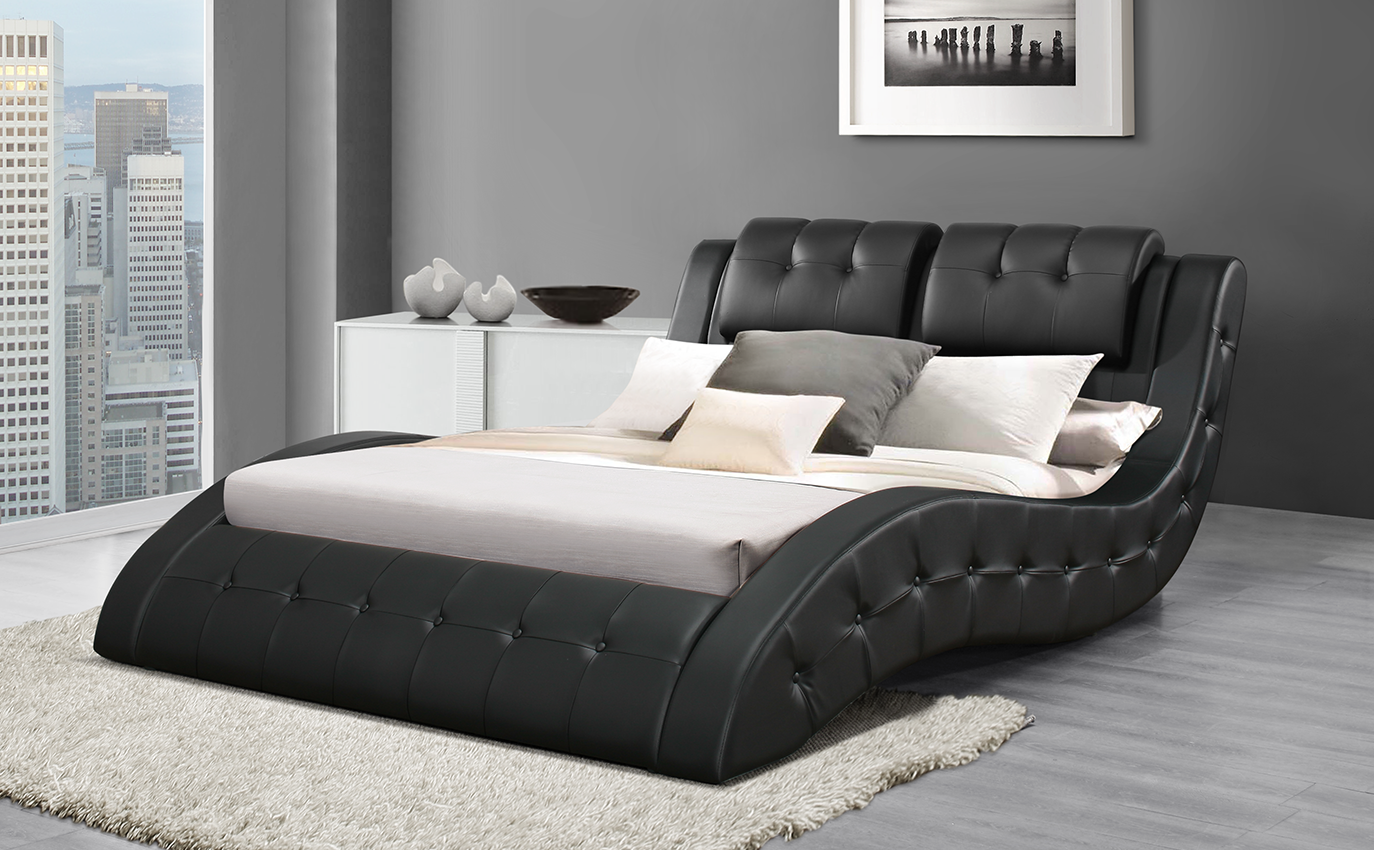 Luxurious style bed perfectly suits your taste / your dream home